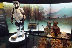 Star Wars fan exhibition in Las Vegas
